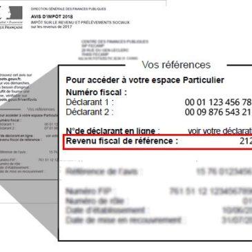 Déclarer ses revenus avec France Connect